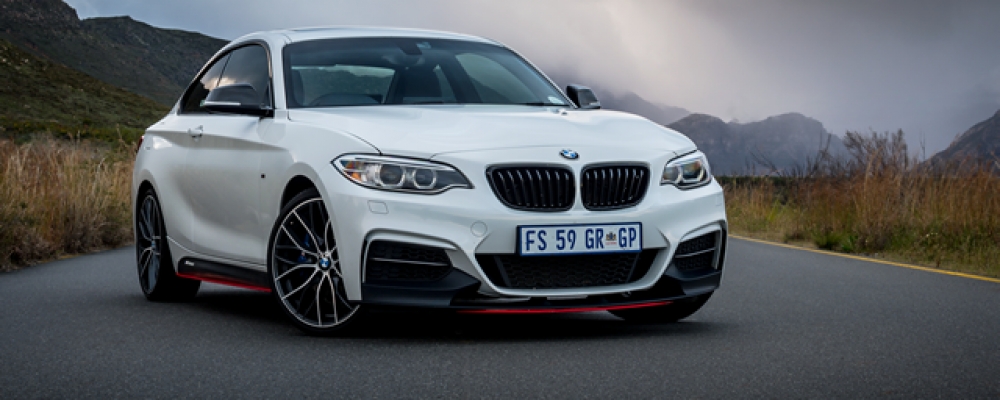 BMW M240i M Performance