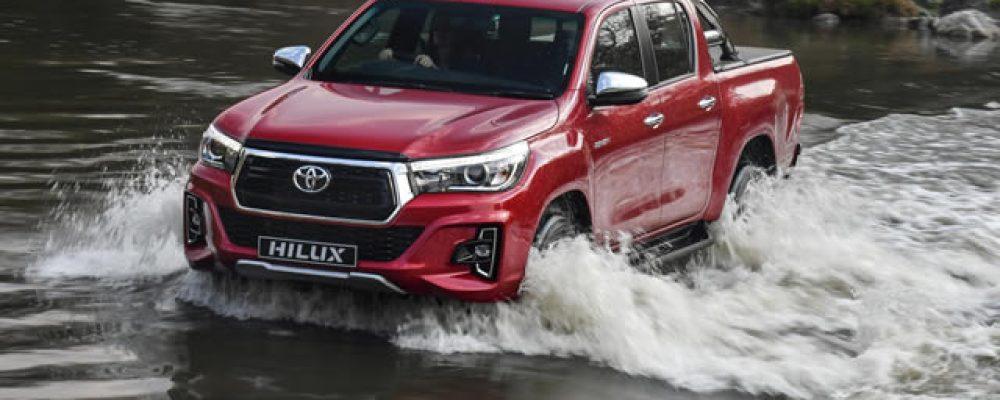 2018 Toyota Hilux 2.8 GD-6 Dubbelkajuit 4×4 Raider