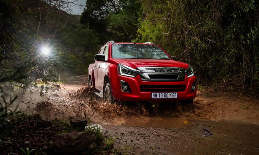 2019 ISUZU D-MAX Trusted bakkie range changes its name, but not its stripes