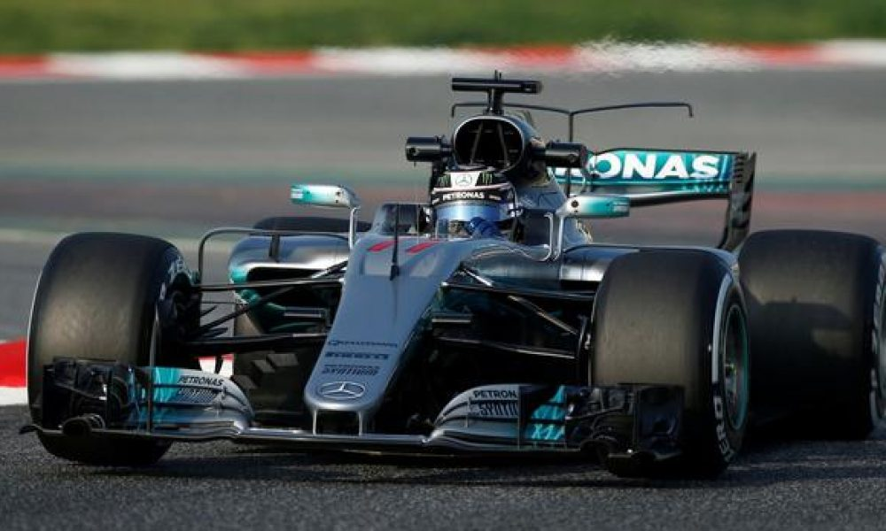 Bottas can amp it up to 11 at Catalunya