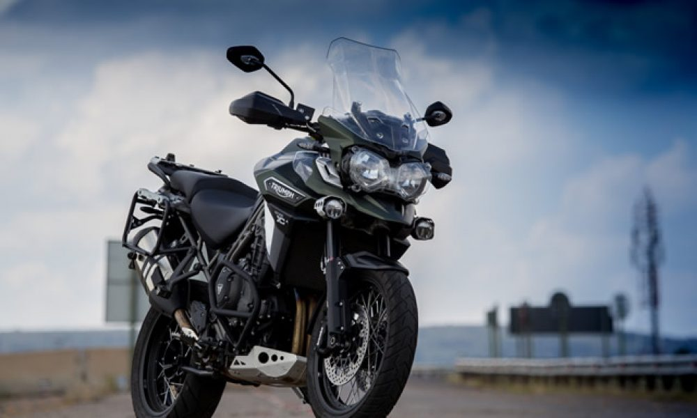 Triumph Explorer XC Dare to be Different