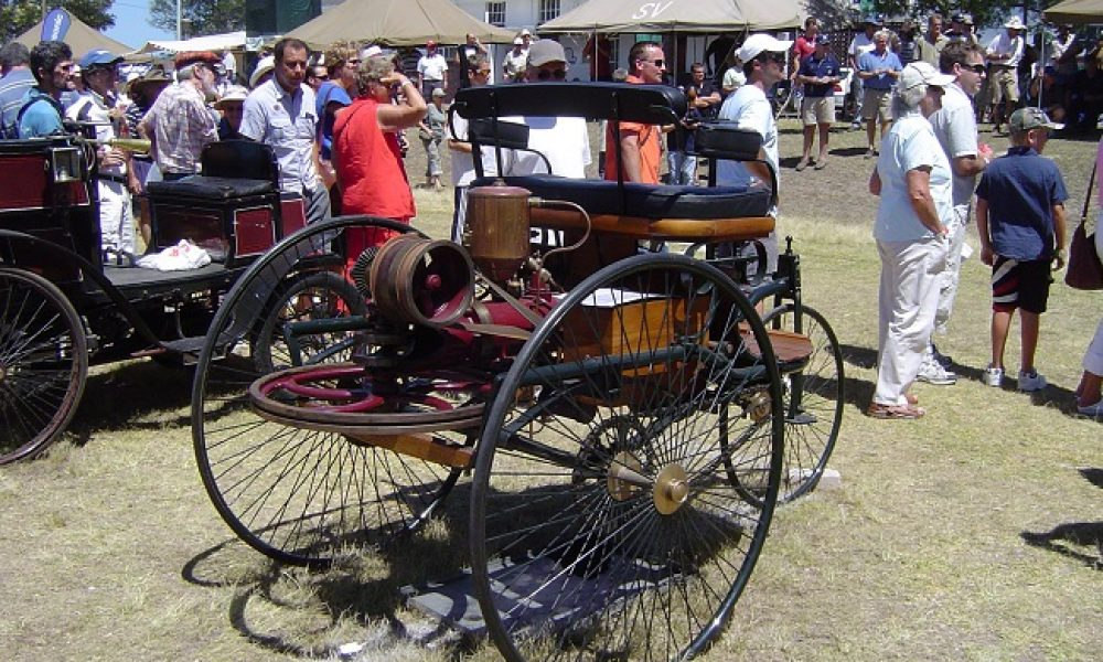 George Old Car show celebrates 21 years