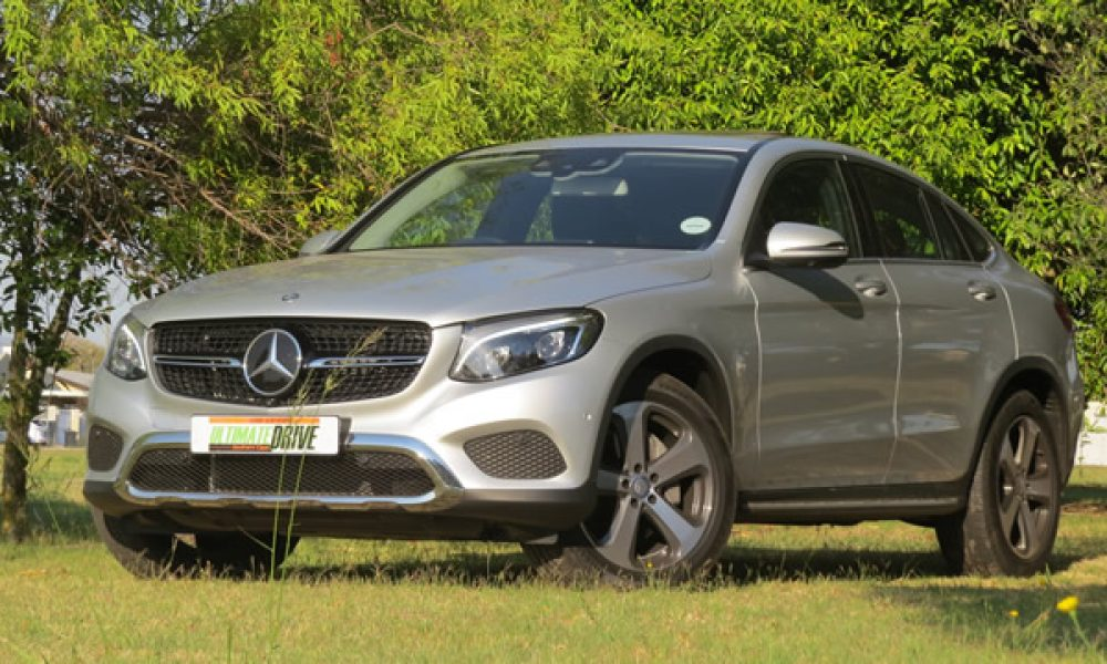 Mercedes GLC Coupe 250d Artikel: Dirk Gallowitz  Fotos: Rosalyn van Zyl