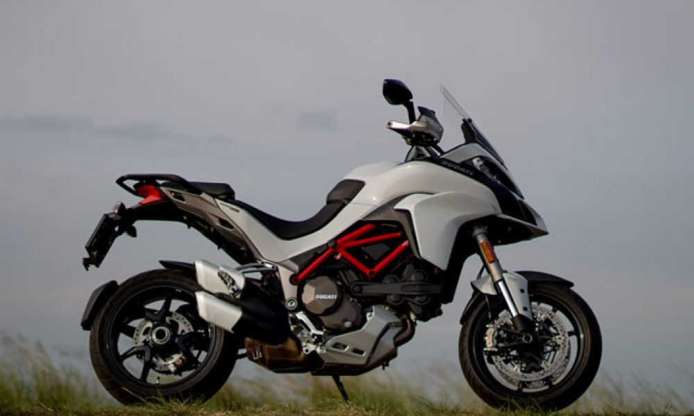 Ducati Multistrada A bike for many roads.  Article and Photos: Brian Cheyne