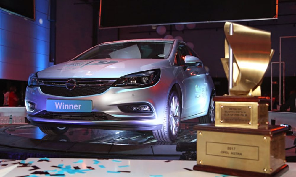 Opel Astra 2017 WesBank / SAGMJ Car of the Year Article: Johann van Tonder