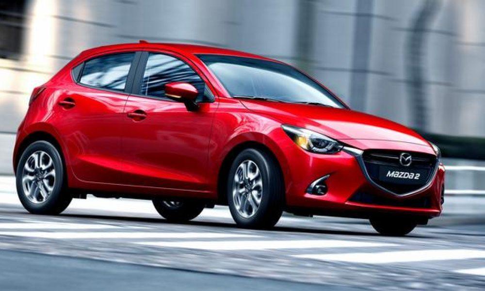 Mazda2 goes upmarket with new flagship model
