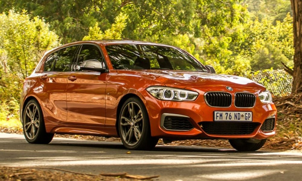 BMW M140i: A burbling sensation of rear-wheel action