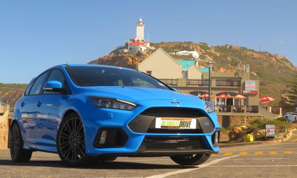 Ford Focus RS mág windgat wees Artikel: Charlen Raymond. Fotos: Johann van Tonder