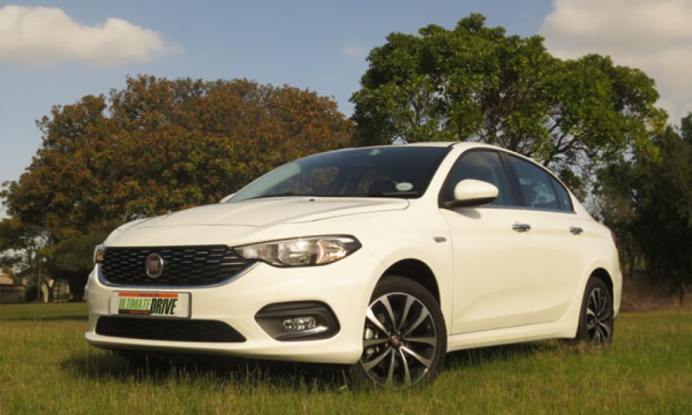 Fiat Tipo Practicality to the fore