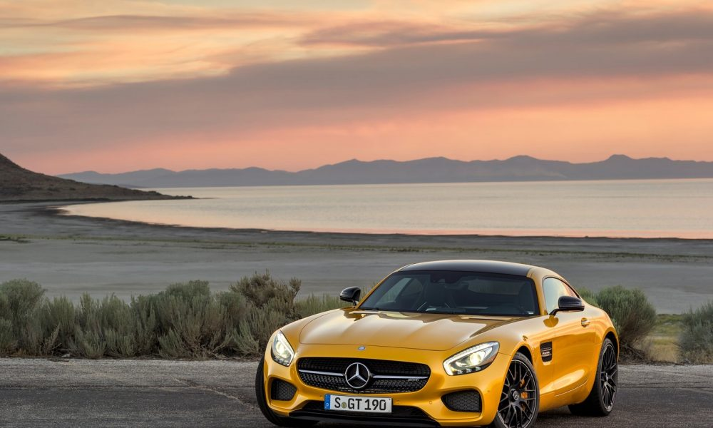 Mercedes-AMG GT Uitstekend op die pad – uitsonderlik op die baan  Deur Dirk Gallowitz