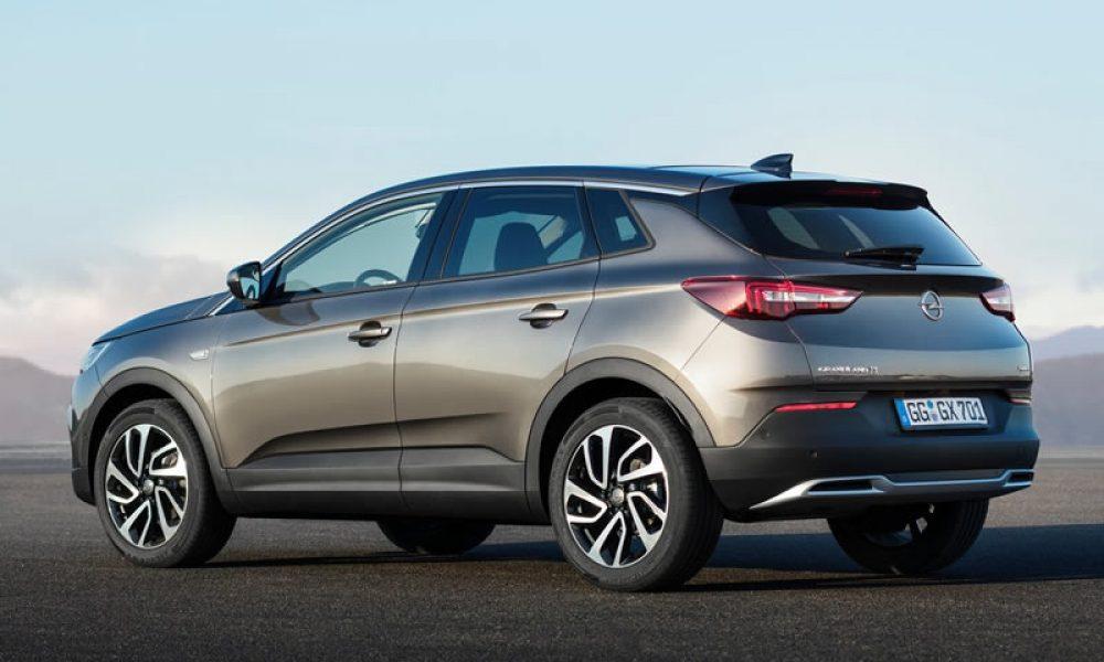 """Opel raak """"Grênd"""" met sy nuwe Grandland X"""