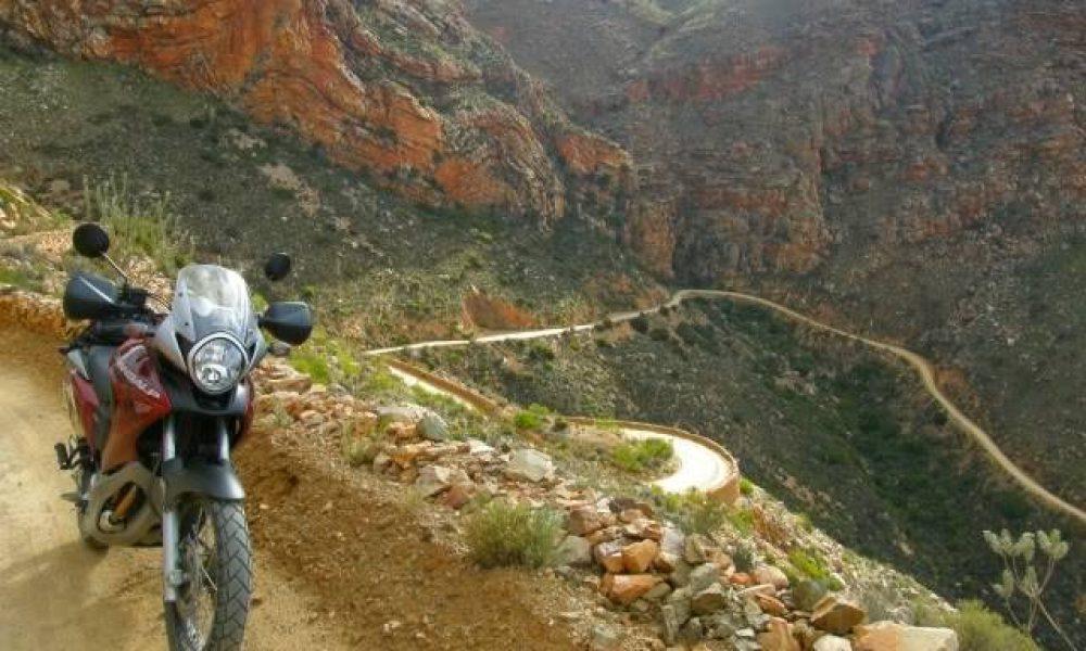 Biking in Eden Exploring the Soutern Cape Passes