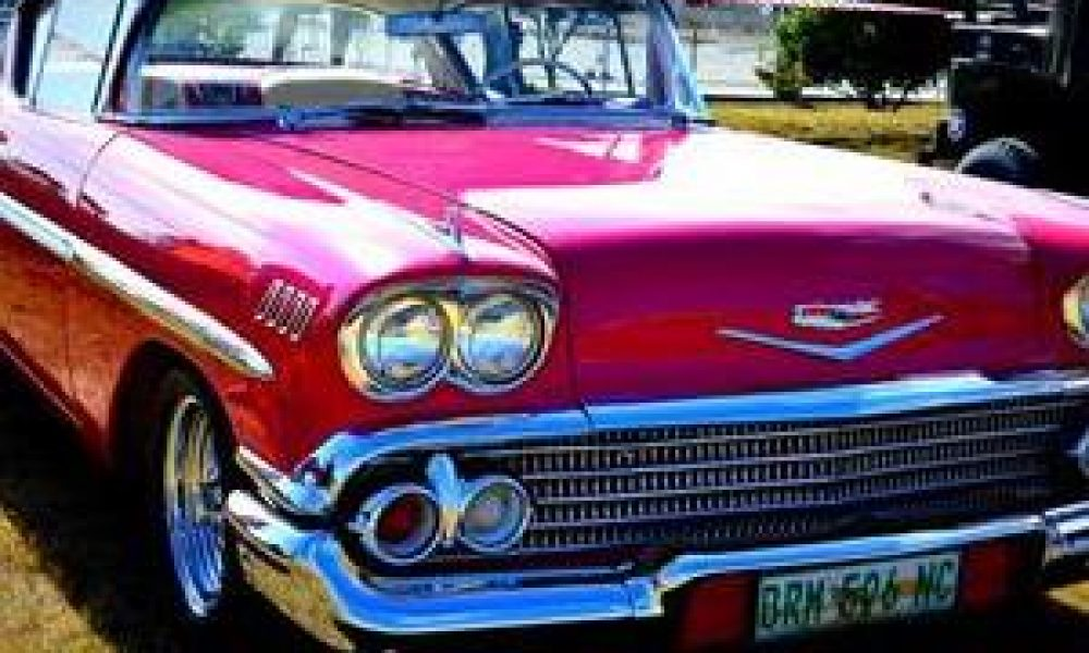 Car show returns to Mossel Bay
