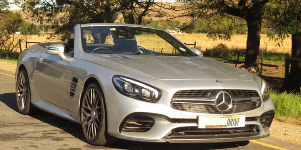 Mercedes SL / SLC Artikel en Fotos: Johann van Tonder