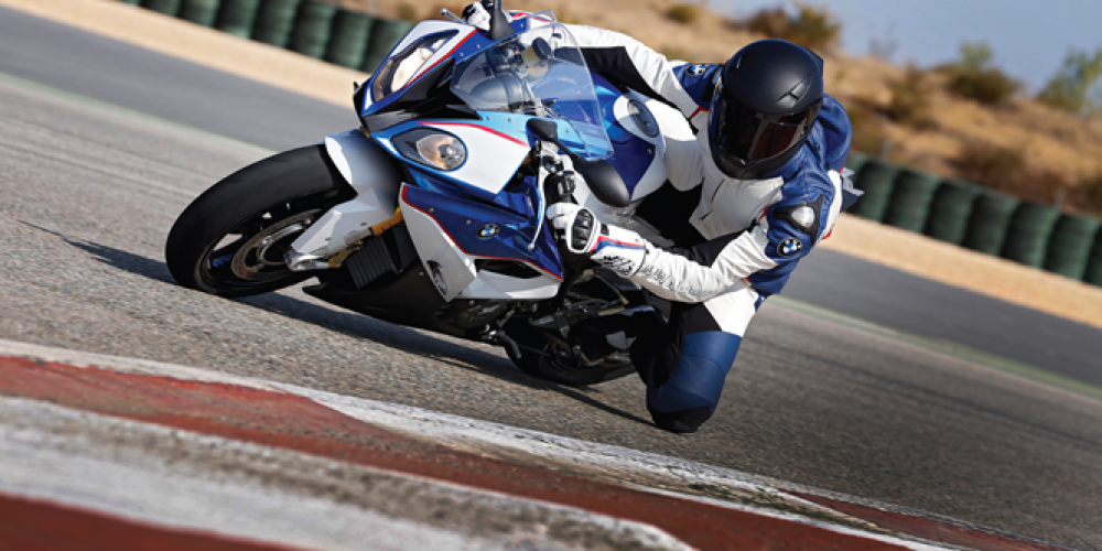 The all new S 1000 RR.