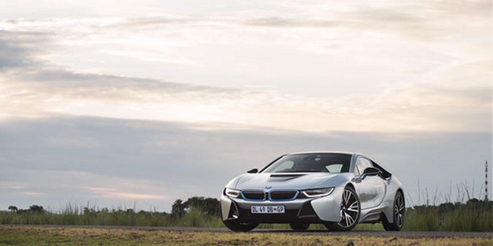 Futuristic, Fantastic, BMW i8