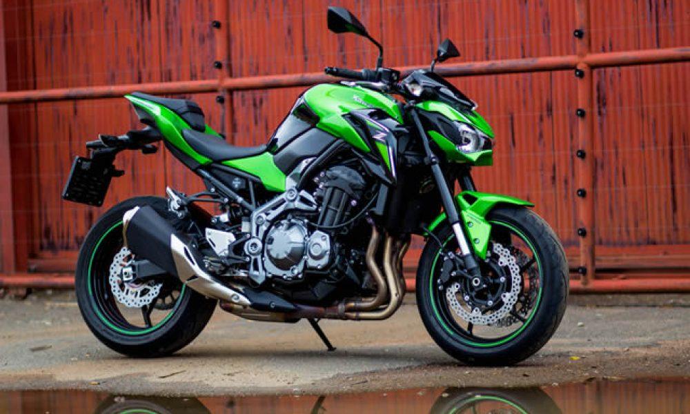 Kawasaki Z900 Article and Photo: Brian Cheyne