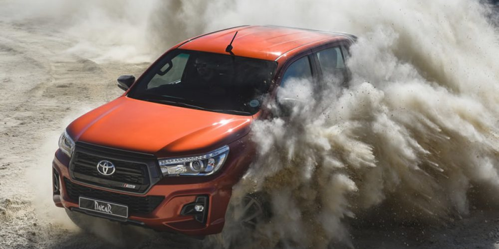 Toyota Hilux Dakar