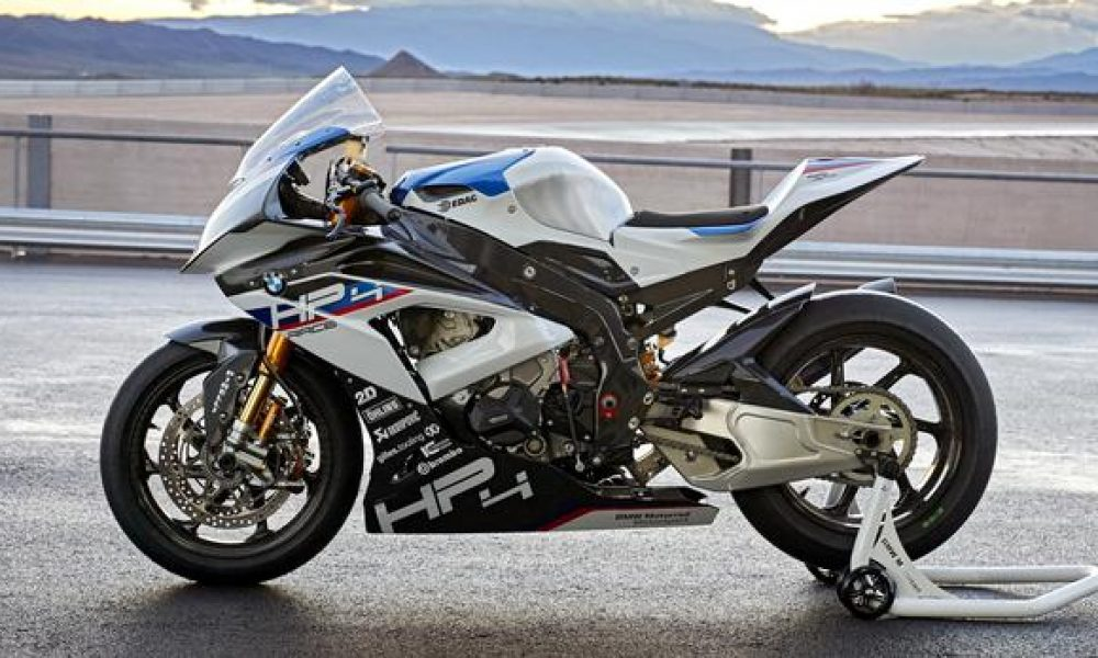BMW unveils its hottest superbike yet – HP4 Race