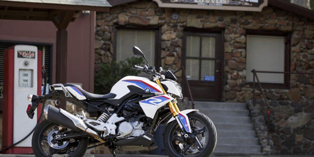 BMW G310R BMW enters the sub-500cc market!