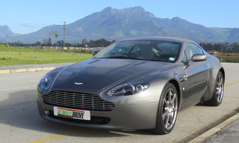 Aston Martin Vantage Passie op Wiele