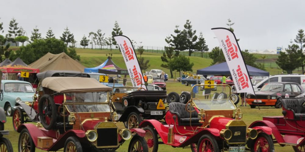 23rd George Old Car Show focuses on rare and exotic cars