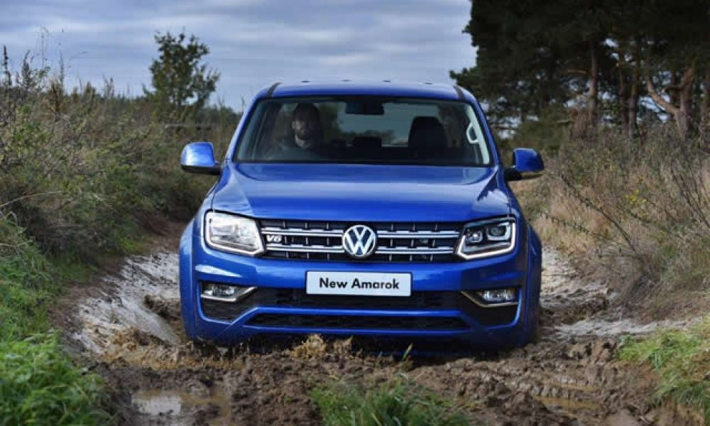Volkswagen Amarok 3.0 TDI V6 Double Cab MOVING THE GOAL POSTS Article: Richard Wiley