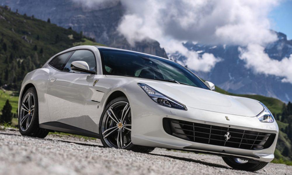 New Ferrari revealed in Cape Town Article: Charlen Raymond