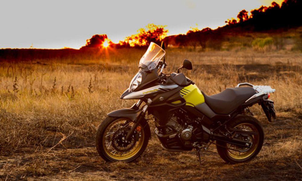 2017 Suzuki 650 V-Strom Article and Photos: Brian Cheyne