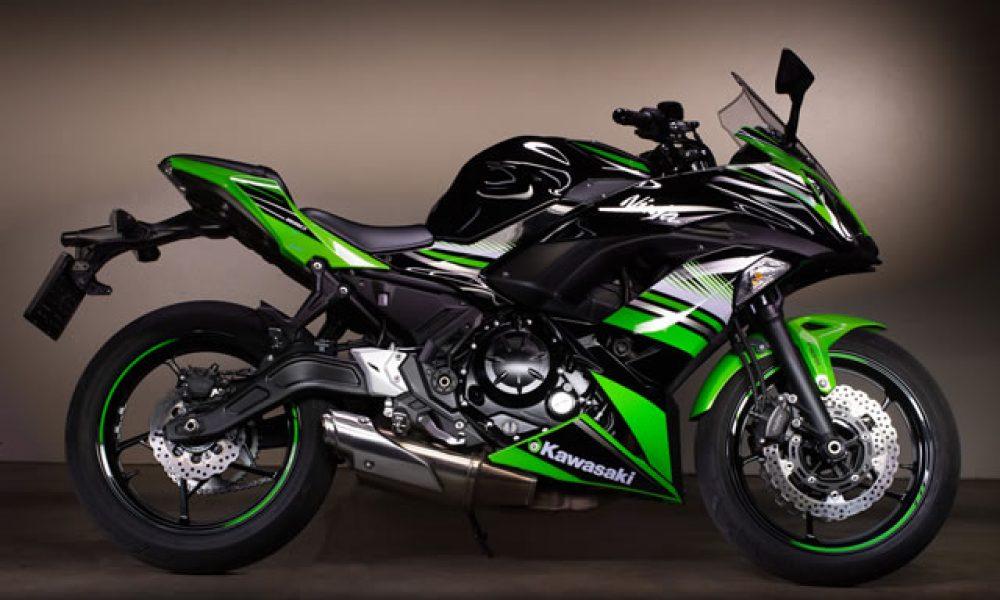 Kawasaki Z650 Ninja Article & Photos: Brian Cheyne