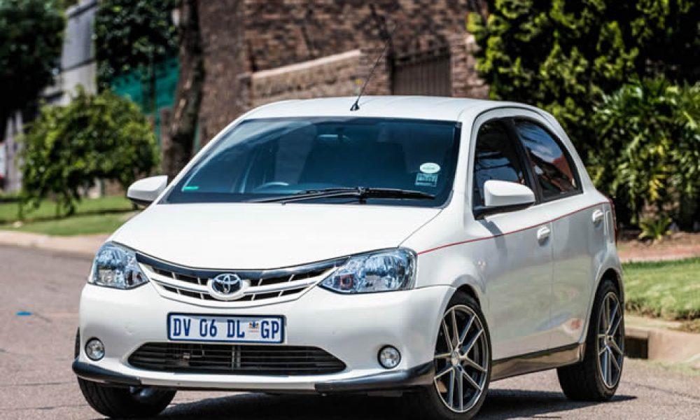 Toyota Etios RSi