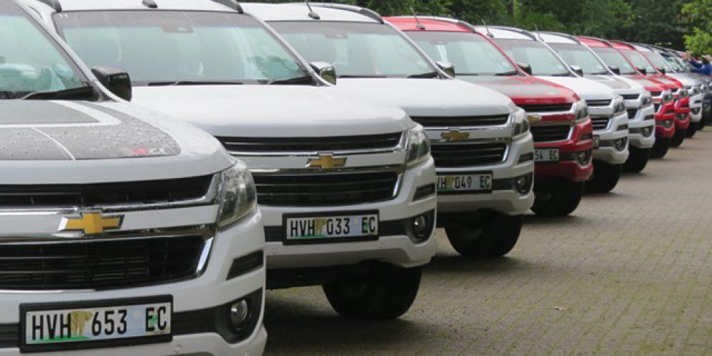 2017 Chevrolet Trailbazer Tem Magoebaskloof!
