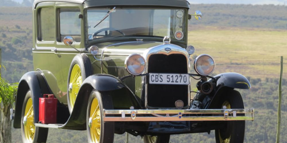 Oakhurst George Old Car Show turns 21 in style