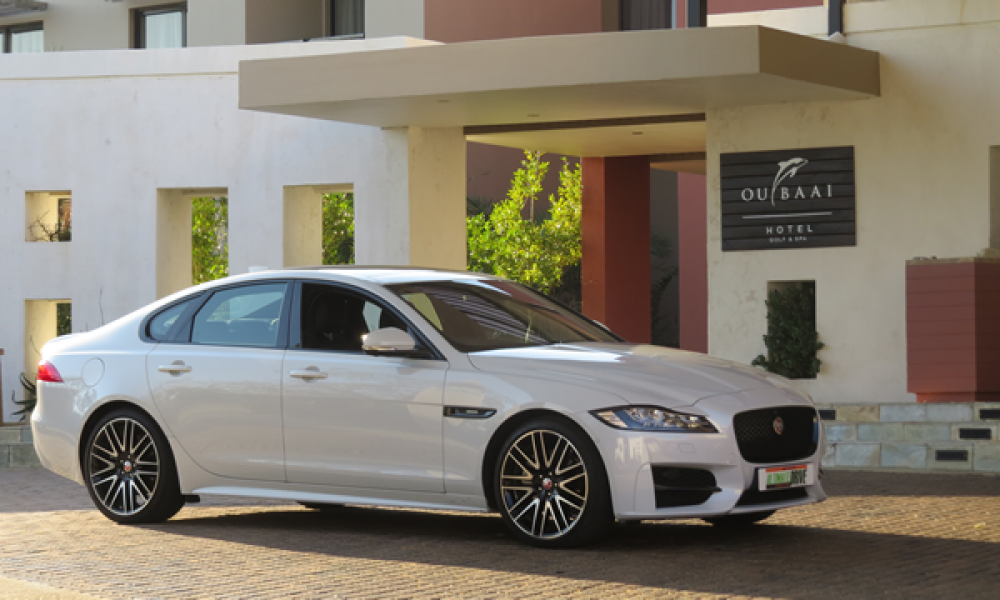 2016 Jaguar XF More tech, more agility and less mass equals more appeal By Richard Wiley