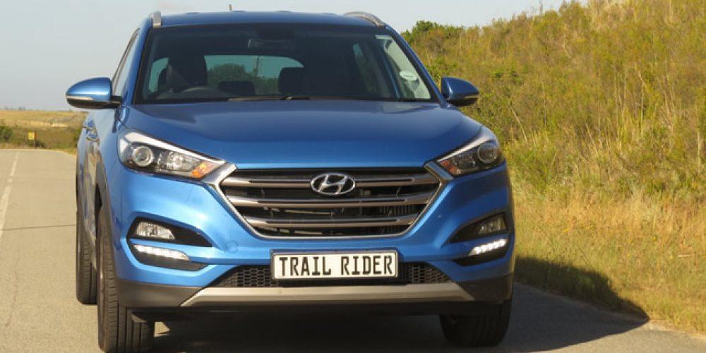 2017 Hyundai Tucson  Gewilde Koreanse veldryer kry diesel enjin