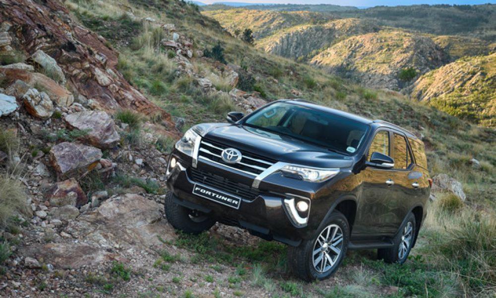 En SA se gunsteling SUV is…
