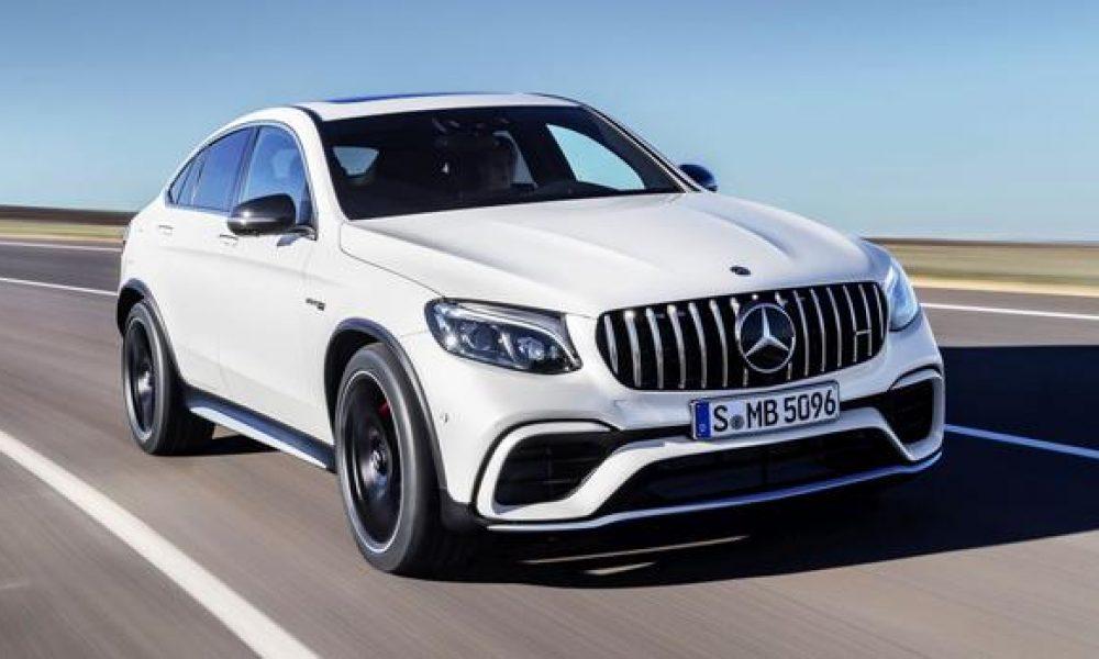 Mercedes unleashes GLC 63 'performance SUV'