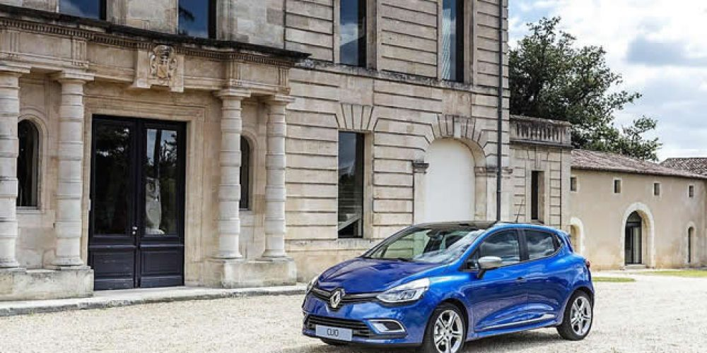Renault Clio GT-Line 5dr Gallic flair with substance Article: RICHARD WILEY