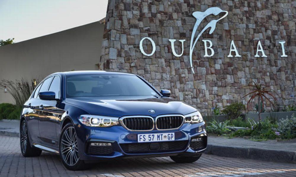 NUWE BMW 5-REEKS                                LENIGE ATLEET IN 'N KISPAK DEUR DIRK GALLOWITZ