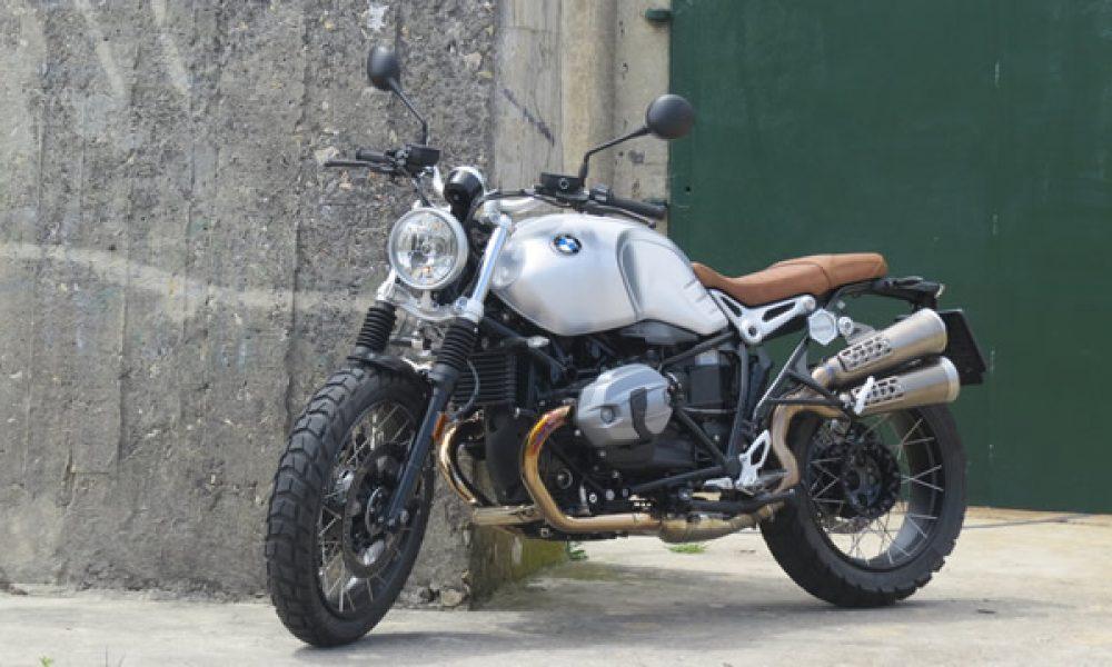 BMW R nineT Scrambler Johann van Tonder Kaapstad