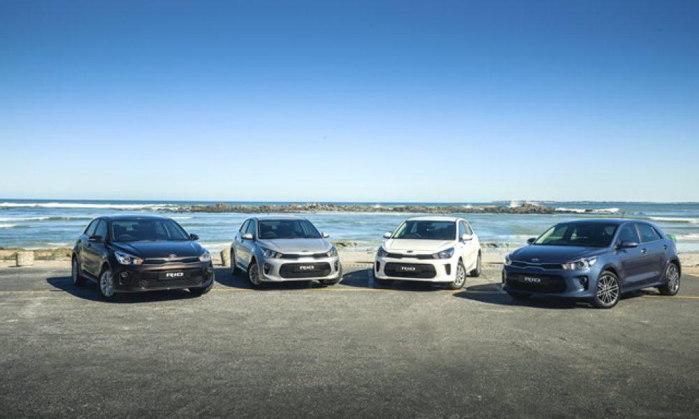 All-New Kia Rio Hatch Hits SA Streets Article: Leigh van Niekerk