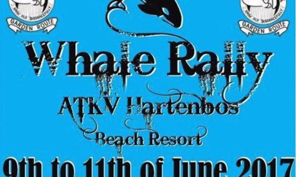 The 13th Whale Rally – Garden Route – Hartenbos ATKV Resort