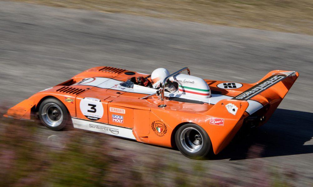 Jaguar Simola Hillclimb