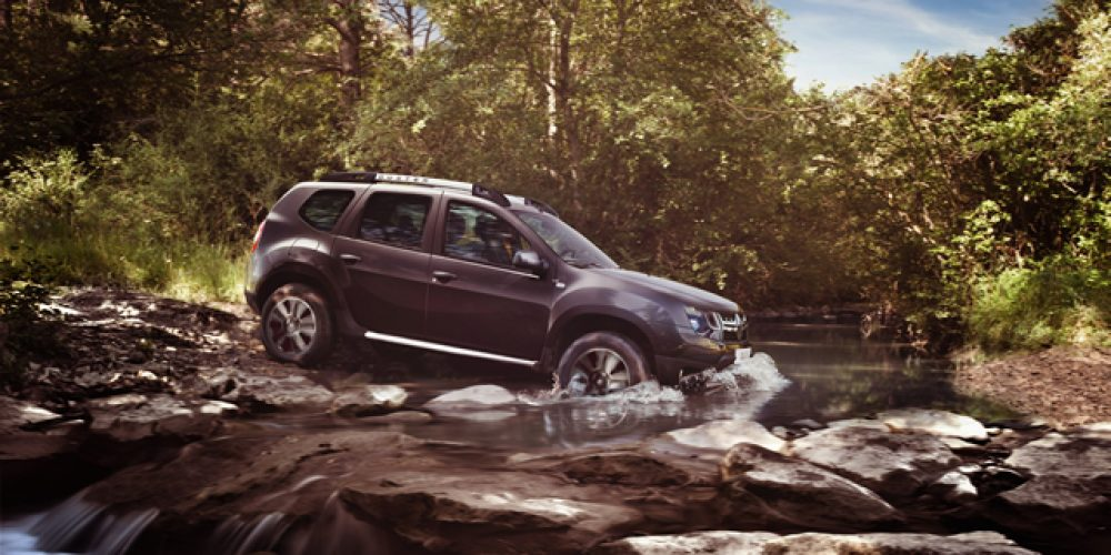 Renault Duster 1.5 dCi  4×2 Dynamique EDC Cleaning up its segment